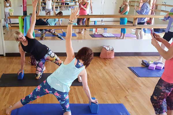 Yoga Golf Workshops